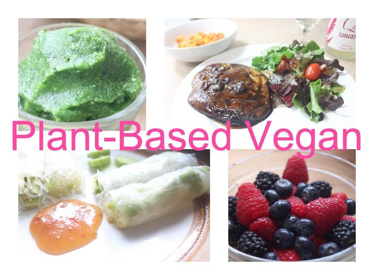 What I Eat In A Day / Vegan