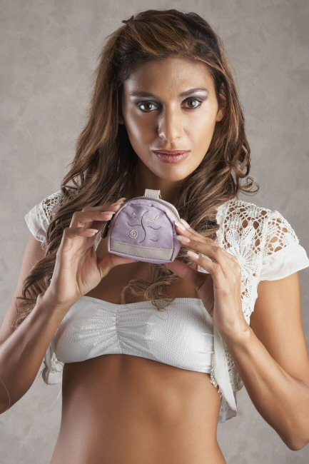Liliano BE4E lila Deborah tassen double7 tassen-mode-nieuws