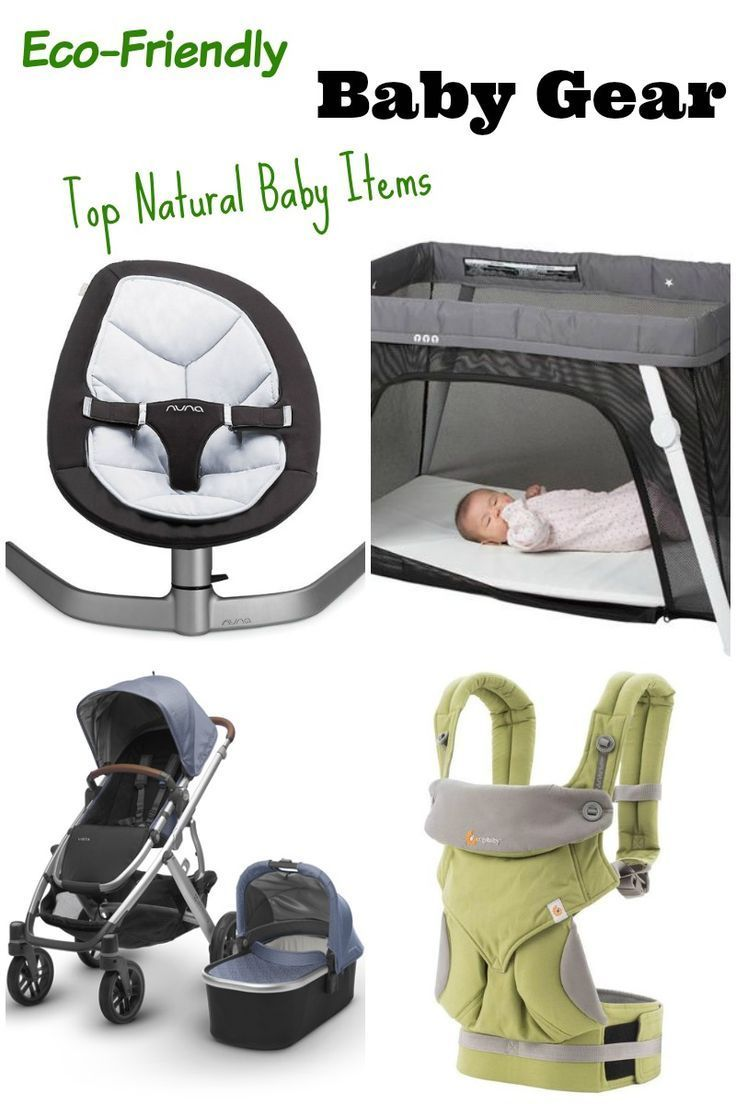Eco Friendly Baby Gear: Chair, Play Mat, Carrier, Stroller, Oh My Gallery