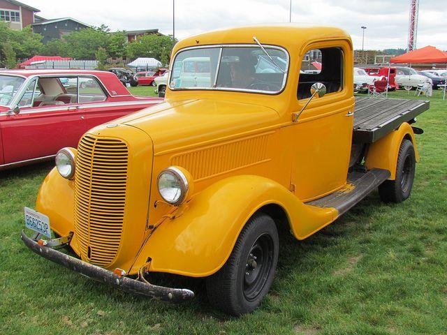 Craigslist 1937 International Truck Autos Post