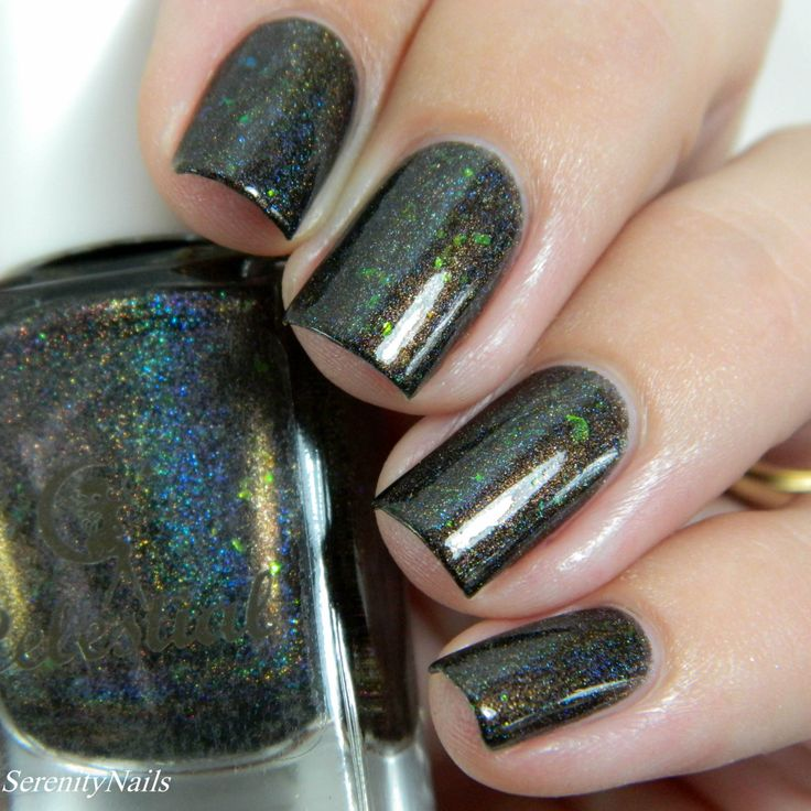 Cured By Chris: Celestial Cosmetics Luna Heart (Color4Nails Exclusive)