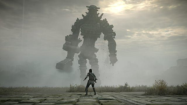 New Shadow of the Colossus Footage from Paris Games Week