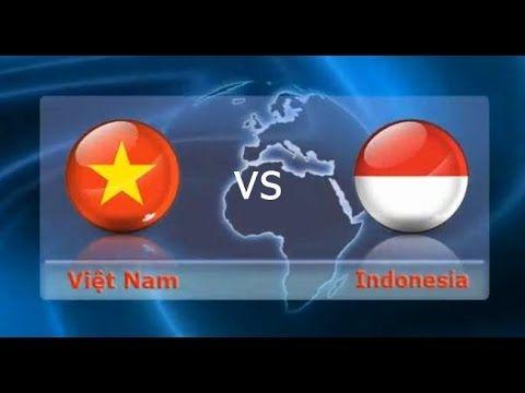 Vietnam vs Indonesia 3  2 All Goals & Highlights 08/11/2016