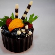 Dinner Party Chocolate Dessert Cups