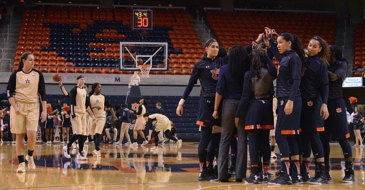 GALLERY: Auburn Women's Basketball vs Vanderbilt | 2.4.16 - The Auburn Plainsman