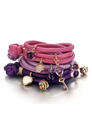 Tirisi. Gorgeous colors. Fabulous look!