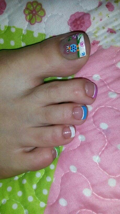 Buho nails