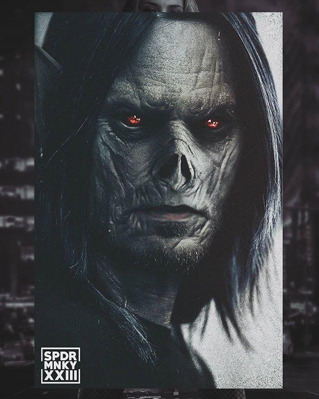 Morbius Movie >> Jared Leto As Morbius The Living Vampire Fan Art Morbius