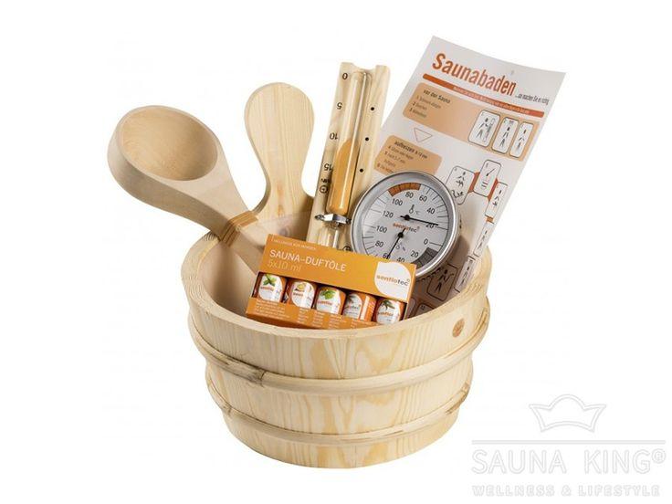 Saunazubehörbox
