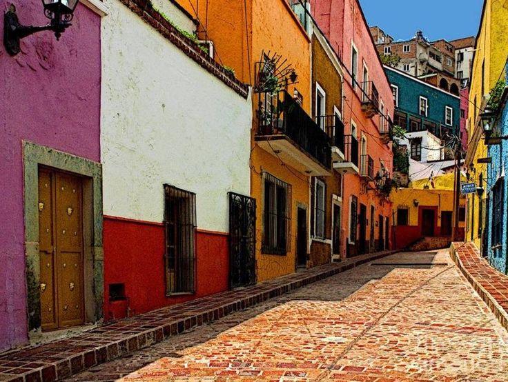Calles empedradas en La Guaira Estado Vargas Foto Lo que no sabías