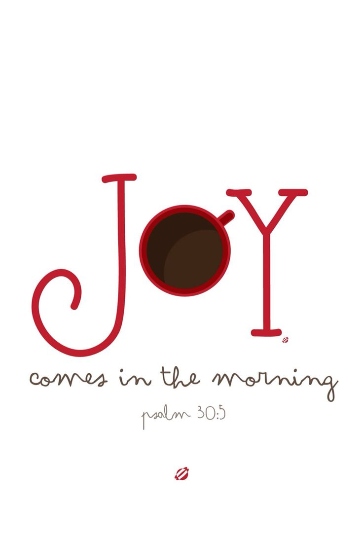 Coffee Joy And Psalms
