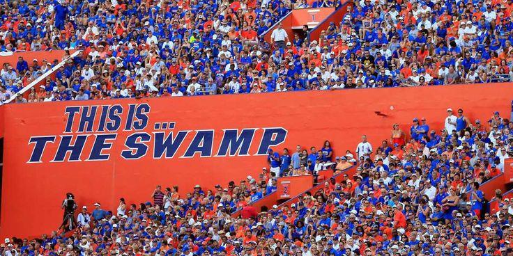 2016 Florida Gators Football Schedule
