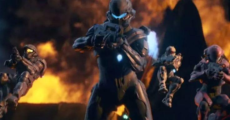 Halo 5: Guardians e Forza 6 são destaques nos trailers da semana - EExpoNews