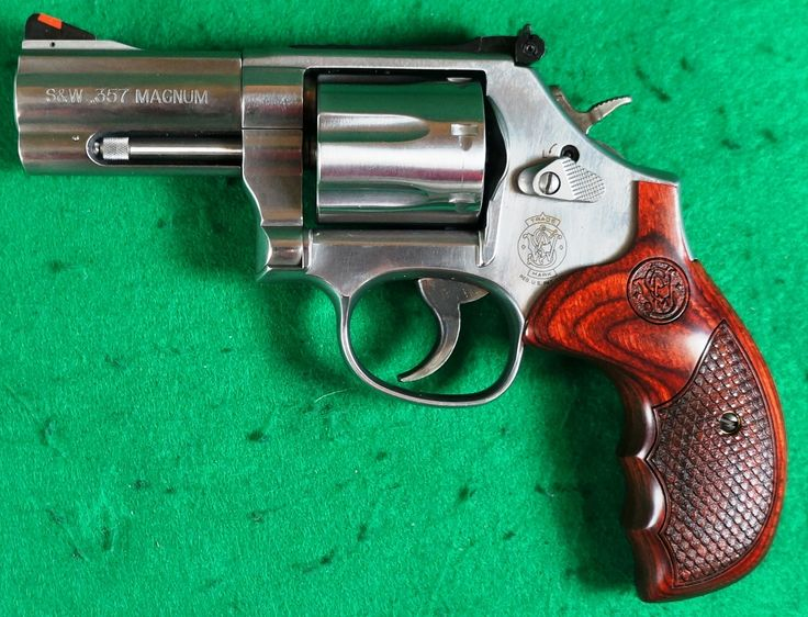 """smith and wesson 686 7 shot 