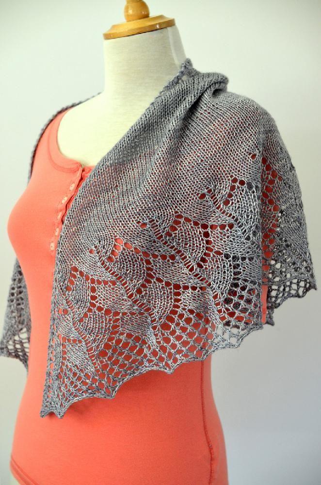 2573 best Stricken - Knitting - Schals images on Pinterest ...