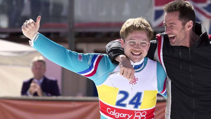 Film Review: Eddie the Eagle by KIDS FIRST! Film Critic Brianna Hope B. #EddieTheEagle