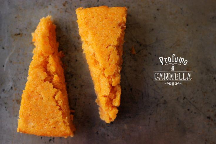Torta di carote facilissima - senza mandorle