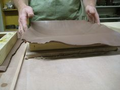 Making ceramic plates from picture frames. Such a simple idea that works.