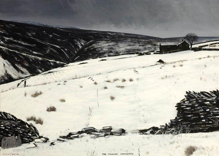 Peter Brook | (36) The Pennine Landscape