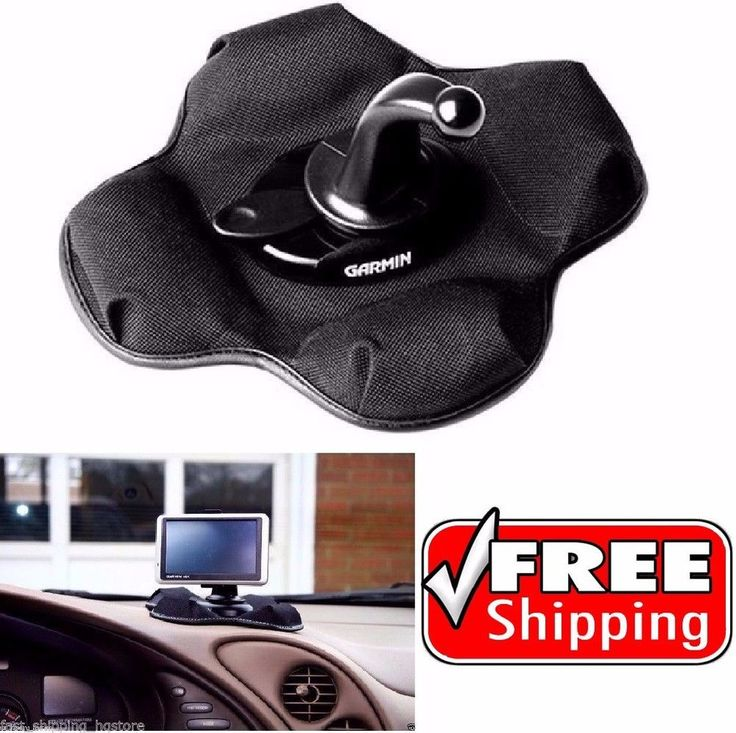 GPS Dash Mount Bean Bag Garmin Nuvi Friction Stand Navigation Dashboard Holder