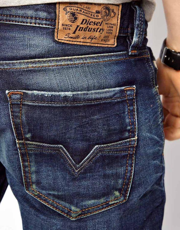 Diesel Jeans Larkee Moda recta Hombres 2013, Diesel 58054 £ 68.26: Diesel Jeans Uk