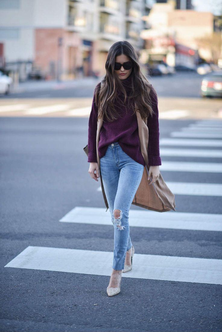 Paola Alberdi⎮@blank_itinerary⎮www.blankitinerary.com  //  wearing GLAMOROUS Stone Long Sleeveless Blazer  < @ukglamorous www.glamorous.com >