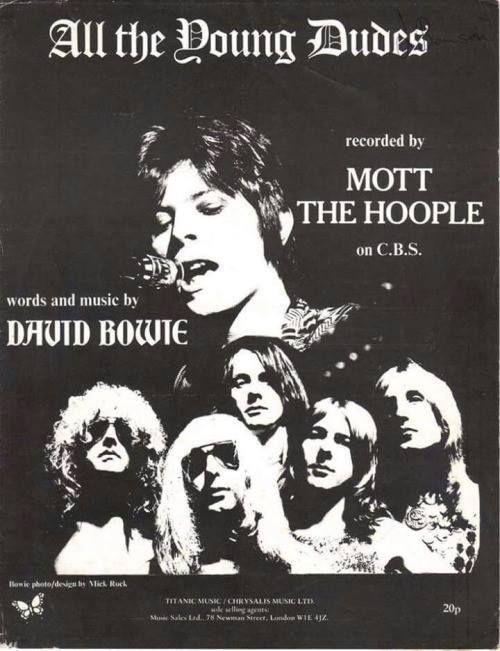 Mott The Hoople Mad Shadows