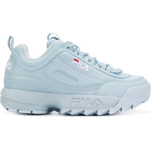 Fila Disruptor sneakers (€110) ❤ liked