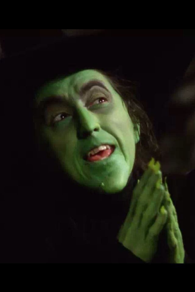 Margaret Hamilton, best known for the Wicked Witch of the West in The Wizard of Oz.