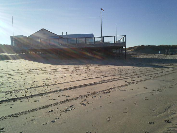 Het strand van Schouwen-Duiveland beschikt over diverse strandtenten waar u ook in de winterperiode terecht kunt.