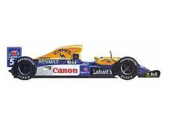 Nigel Mansell 1992