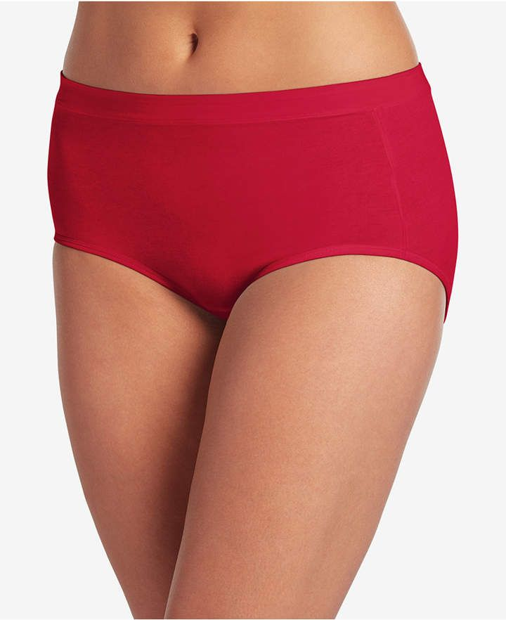ba02d32c44ed Jockey Cotton Stretch Brief 1556, Created for Macy's, also available in  extended sizes #Stretch#Jockey#Cotton