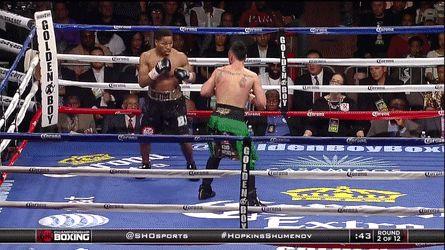 Shawn Porter Lands Brutal Left Hooks on Paulie Malignaggi http://ift.tt/2nOsZZh Love #sport follow #sports on @cutephonecases