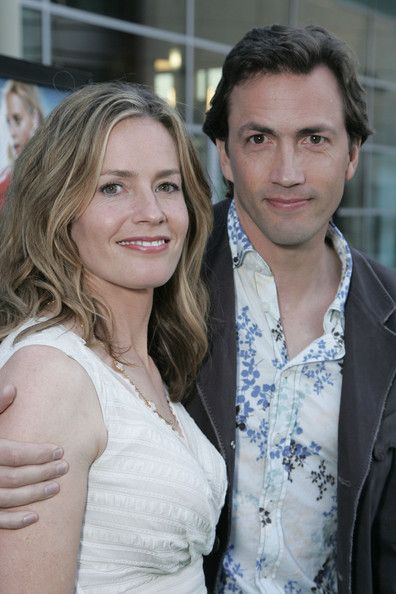 Elisabeth and Andrew Shue