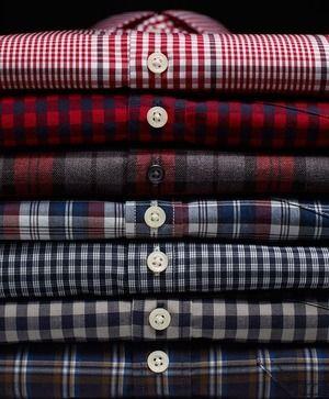 カジュアルシャツ|おじゃかんばん『男性シャツ&ネクタイ コレクション日記』