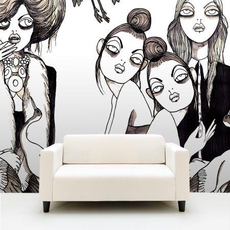 13x kunst aan de muur