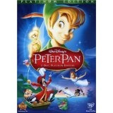 Peter Pan (Two-Disc Platinum Edition) (DVD)By Bobby Driscoll