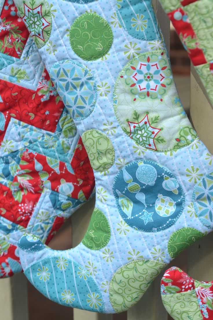 the 724 best images about christmas stockings on pinterest jingle is a versatile and fun stocking pattern featuring my sparkle line for benartex fabrics