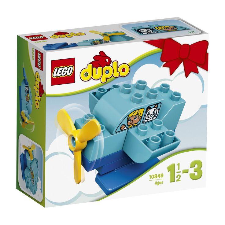 #Lego #LEGO® #10849   LEGO DUPLO Mein erstes Flugzeug  Alter: 1-3, Teile: 10LEGO ® DUPLO® Mein erstes Flugzeug 10849.    Hier klicken, um weiterzulesen.  Ihr Onlineshop in #Zürich #Bern #Basel #Genf #St.Gallen