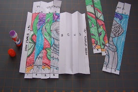 Create Art With Me!: Op Art: Magic Pictures  Auf createartwithme.blogspot.com gefunden
