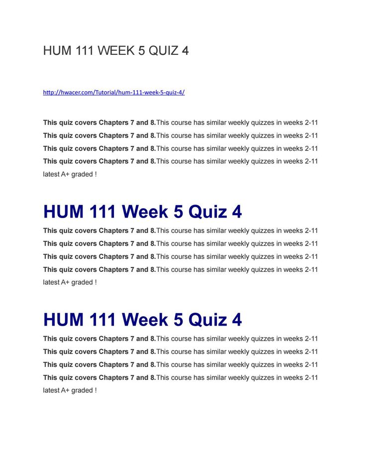 week 9 hum 111 Specialization in hum 111 week 9 quiz 8 is the main aim of transwebetutors we offer uop individual assignment help services by learned professionals best help is provided by us so that our students can achieve good grades in entire class and university of phoenix quiz.
