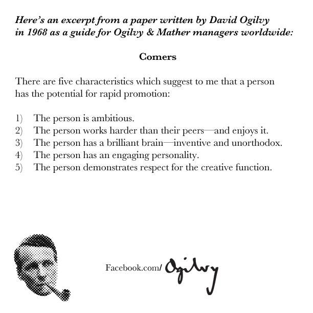 Contributions of david ogilvy to advertising