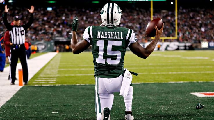 Bringing on Brandon Marshall should divert attention from Odell Beckham Jr. Here's a look at what Marshall has done and how he can help the Giants.