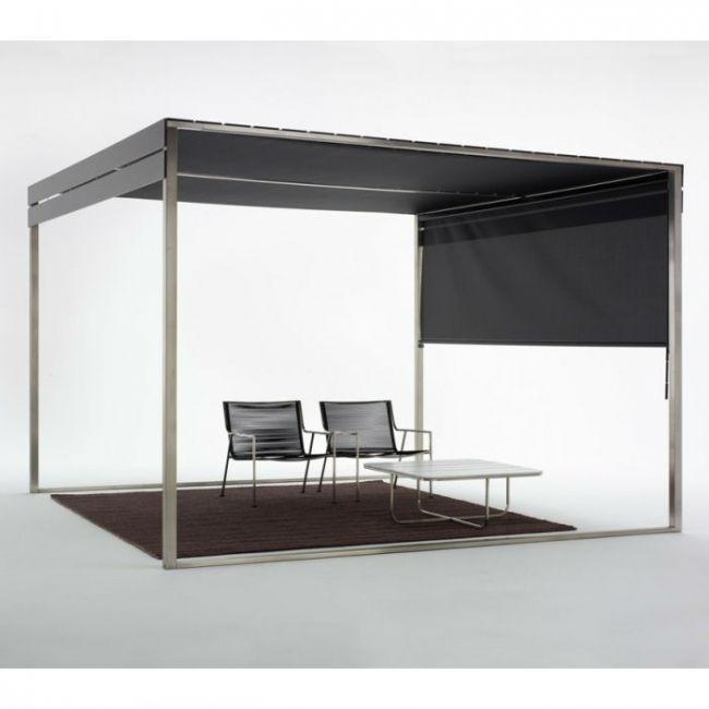 Coro design outdoor pergola system