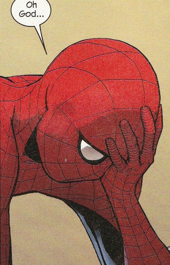HQ's - Homem-Aranha