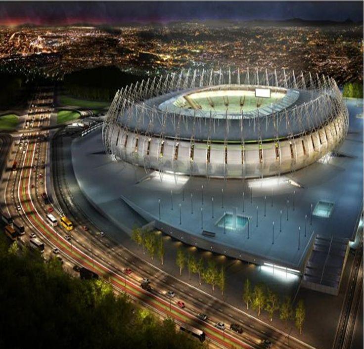 La Arena Castelao - Fortaleza - Brazil