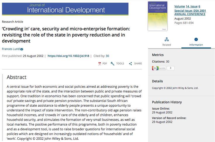 637 Idee Su Combating Poverty And Inequality Lettura Economia Politica Futures