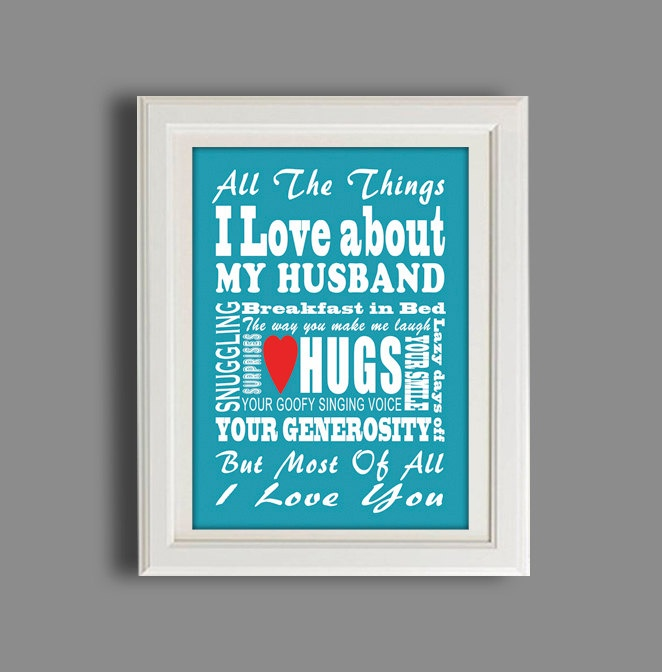 Personalized Valentines Day Gift, Gifts For Him, Valentines Gift For Men,  Husband,