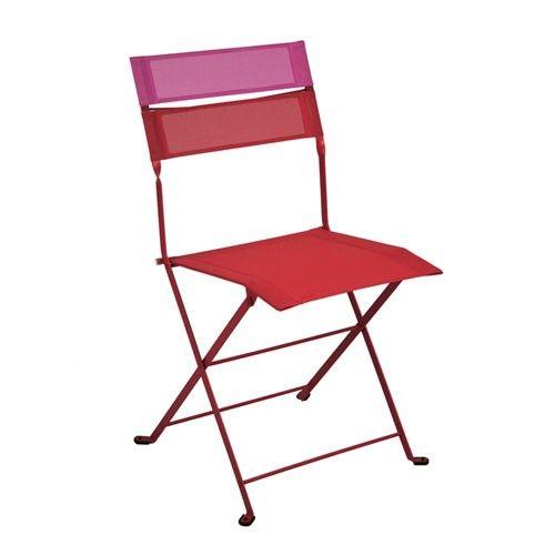 Les 25 meilleures id es concernant chaise pliante design - Chaise d appoint pliante ...