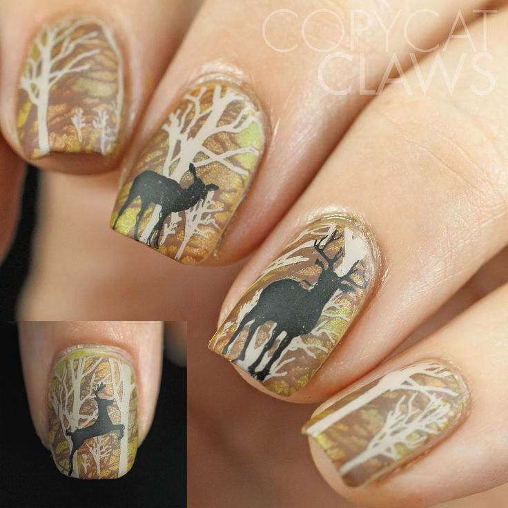 17 Best Images About * Stamping Nail Art Design Ideas On